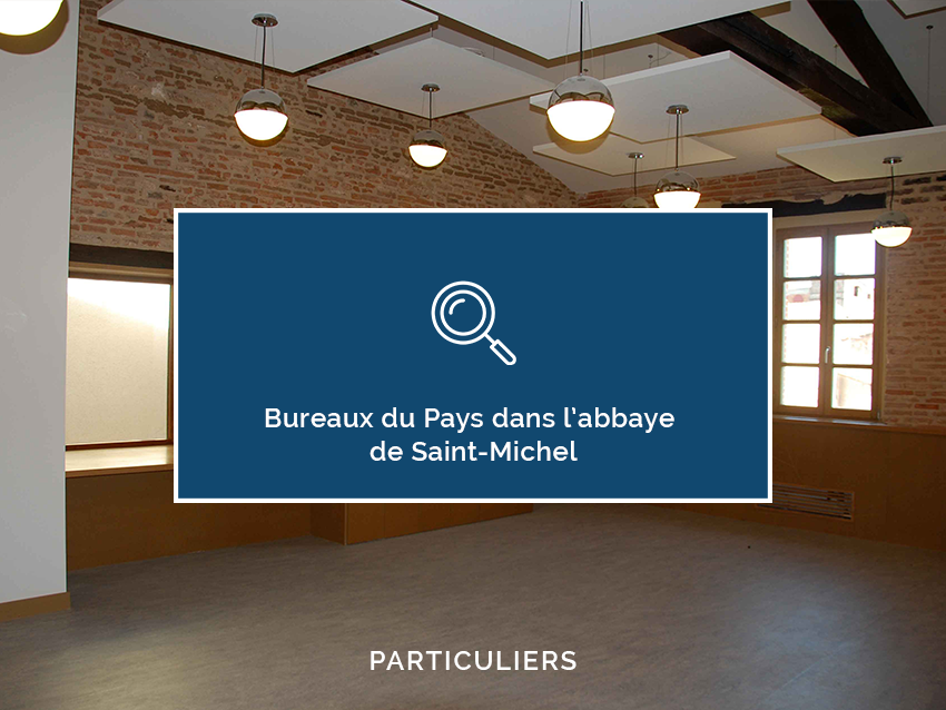 Salle de Conseil à Gaillac